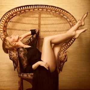 Kylie Minogue rakovina pŕs
